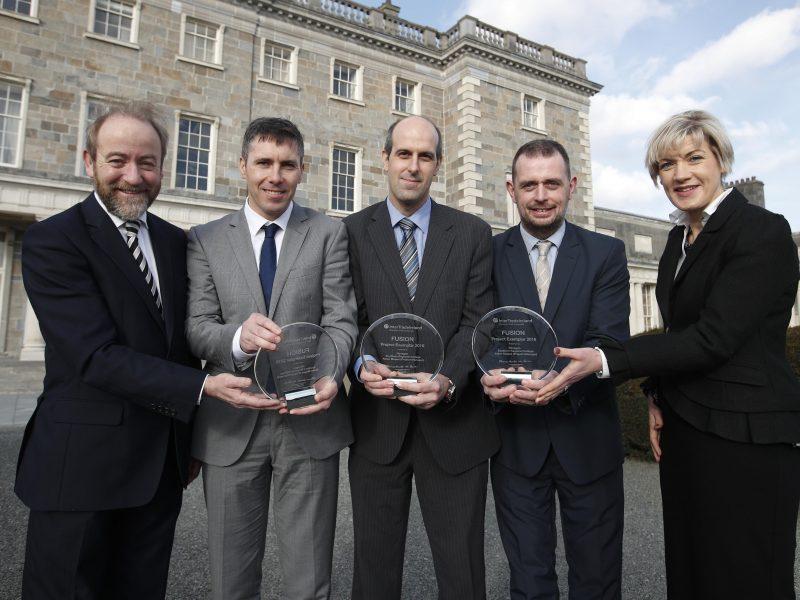 """Novegen awarded """"Examplar"""" status by InterTrade Ireland"""